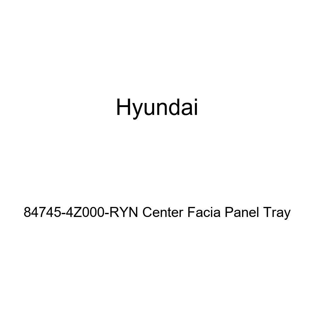 Genuine Hyundai 84745-4Z000-RYN Center Facia Panel Tray