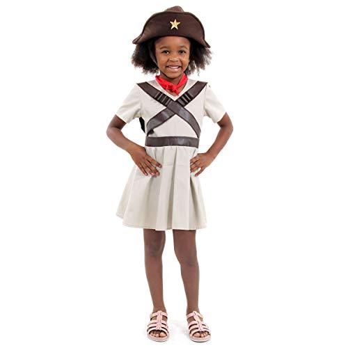 Fantasia Maria Bonita Infantil 923541-P