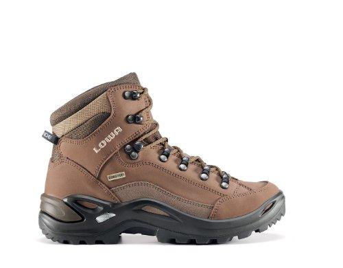 Hautes Taupe Femme Renegate Randonnée Mi Chaussures Sepia Lowa de GTX P800A