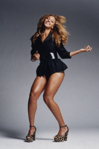 Beyonce Knowles Nice Silk Fabric Cloth Wall Poster Print (47x32inch)