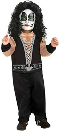 Catman Kiss Costumes (Toddler KISS Catman Costume - Toddler)