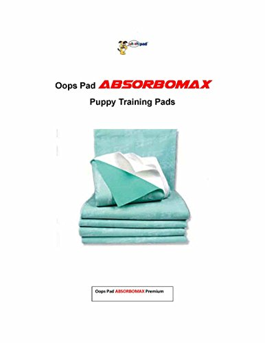 ABSORBOMAX Puppy Dog Training Pads/30×30″/36×36″ Oops Pad Top Tier PREMIUM ABSOROMAX for Dogs up to 120lbs 12 Hours Protection (36×36″-50ct) For Sale