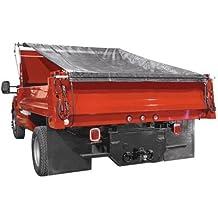 TruckStar Dump Tarp Roller Kit - 6ft. x 14ft. Mesh Tarp, Model# DTR6014