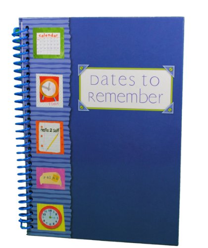 UPC 613559020001, Dates To Remember Special Occasion Reminder Organizer