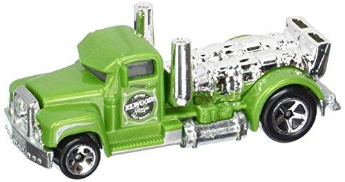 Mattel HOT WHEELS SCAN & RACE HW CITY GREEN TURBINE TIME ...