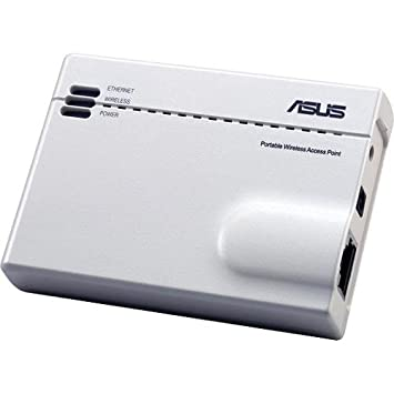 ASUS WL-330gE Wireless Access Point - WLAN access points (130ft (40m),  330ft (100m), 62 x 86 x 17 mm, 802 11g/802 11b, IEEE802 11g, IEEE802 11b,