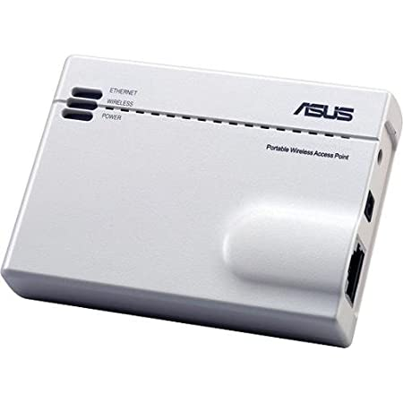 Asus WL-330GE 54Mbps Pocket/Poratbel DSL Router with carry case Networking Devices at amazon