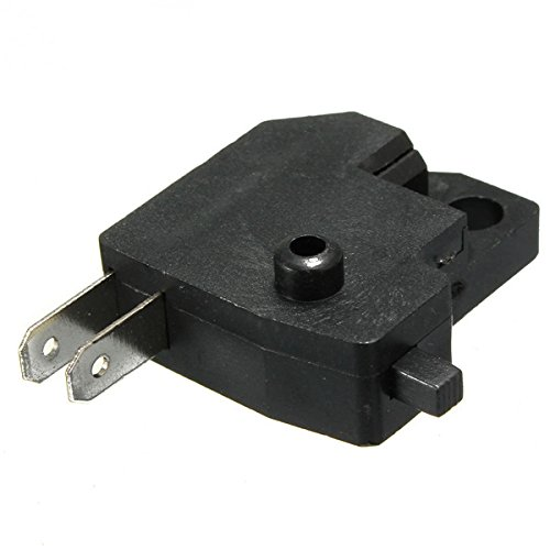 BephaMart Universal Front Left Lever Brake Light Switch Stop Switch Motorcycle Scooter Shipped and Sold by BephaMart