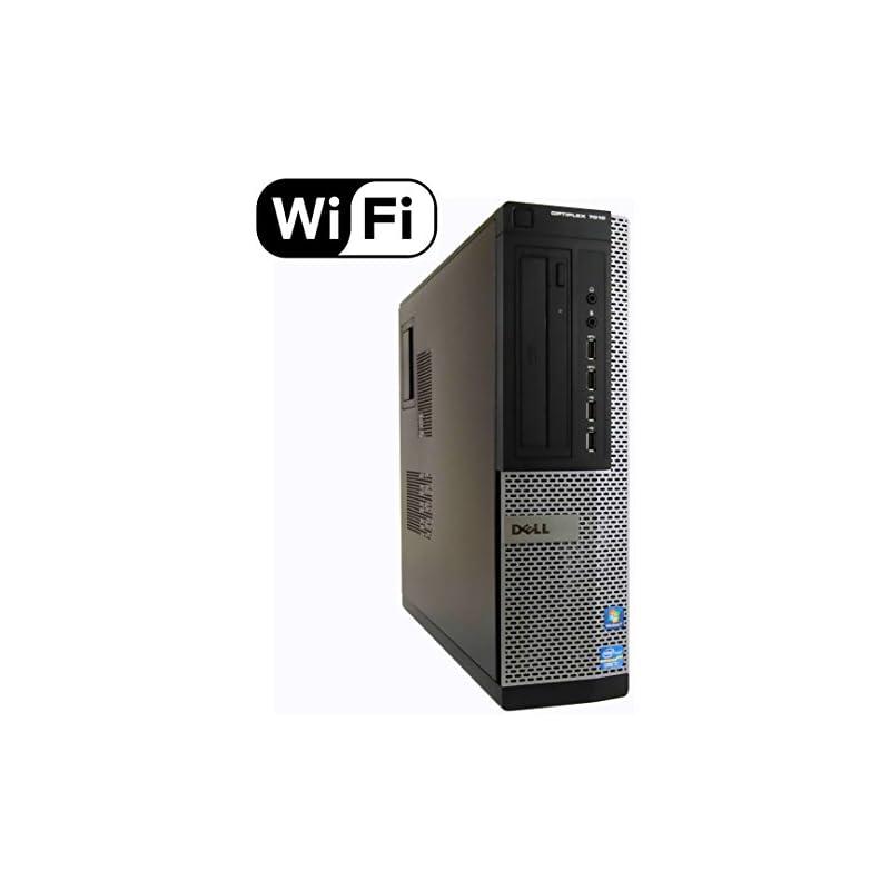Dell Optiplex 7010 SFF Desktop PC - Inte