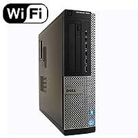 Dell Optiplex 7010 SFF Desktop PC – Intel Core i5-3470 3.2GHz 4GB 250GB DVD Windows 10 Pro (Renewed)