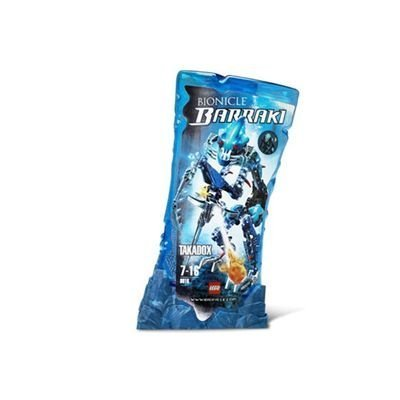 Barraki Takadox Lego Bionicle (Lego Bionicle Barraki)