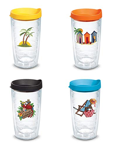 Tervis 16 Ounces Double Wall Tumblers