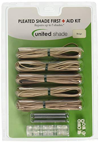 United Shade 650004 Pleated Shade Repair Kit ()