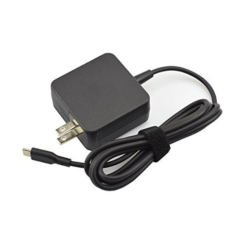 Amazon 45w ac charger for lenovo yoga 910 910 13 910 13ikb amazon 45w ac charger for lenovo yoga 910 910 13 910 13ikb 80vf002jus 139 type c power supply adapter cord laptop computers accessories keyboard keysfo Images