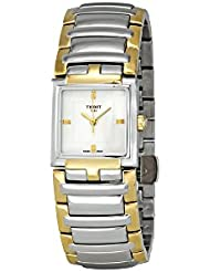Tissot Womens T051.310.22.031.00 White Dial T Evocation Watch