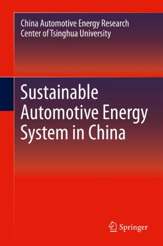 Download Sustainable Automotive Energy System in China Pdf
