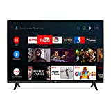 TCL 32A325 Smart TV (Android TV) HD, Control de Comando de Voz, Google Chromecast Built In, Google Assistant, HDR10, de LED (2019)