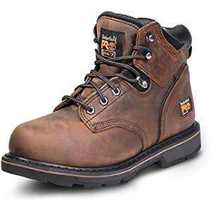 Timberland PRO Pitboss 6″ Steel-Toe Boot