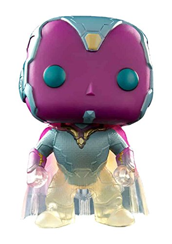 Funko Pop! FUNVPOP5439 Marvel: Avengers 2 - Vision collectif