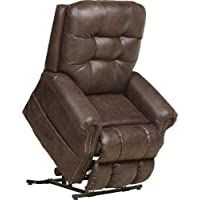 THE ULTIMATE LIFT CHAIR - Catnapper Power Lift - Full Lay Out Recliner with Heat & Massage - Comfort Coil Seating Featuring Comfor-Gel - Comfort Function - Gorgeous Nailhead Trim - 300 lb Capacity