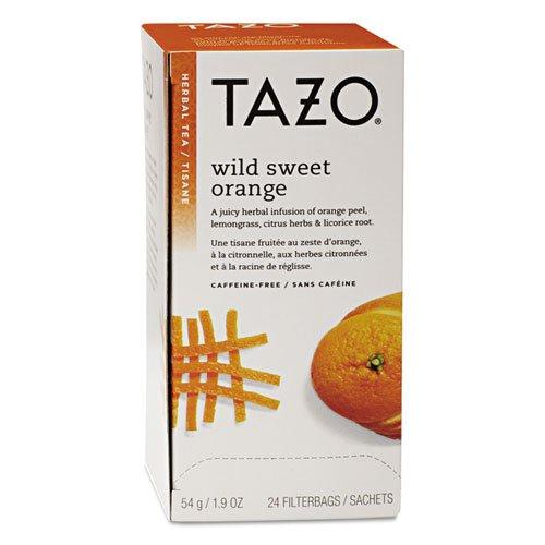 (Tazo0174; Wild Sweet Orange Tea, Filter Bags (24-pc.))
