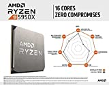 AMD Ryzen 9 5950X 16-core, 32-Thread Unlocked