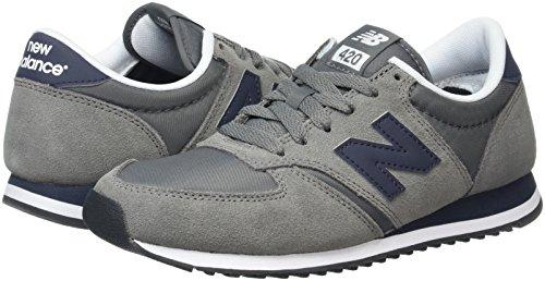 Multicolore Chaussures Unisexe De Balance Course New 420 Bleu gris 1qAwYta