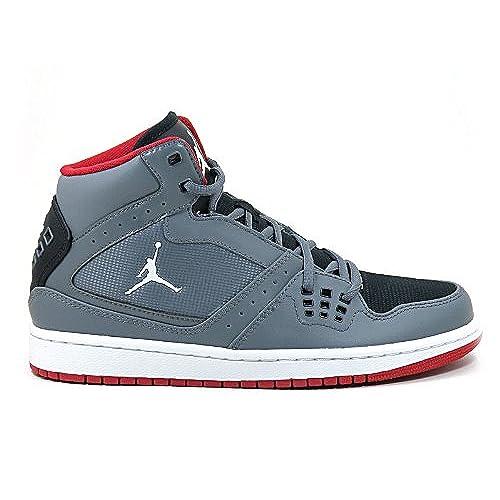 szybka dostawa nowy styl za pół Nike Homme Air Jordan 1 Flight-42.5 - 9 Gris 372704-054 ...