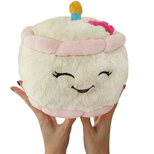 Birthday Cake Plush (Squishable / Comfort Food Birthday Cake Plush - 7