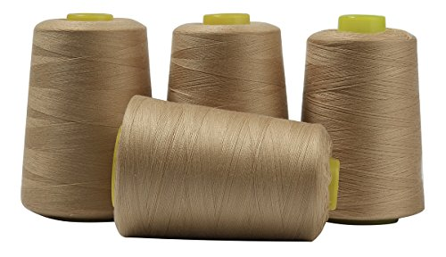 Serger Polyester Threads - Sewing & Quilting 24000 Yard All