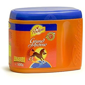 Hot Chocolate Mix Grand Arome by Poulain - 450 grams - French Hot Chocolate