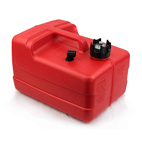 Five Oceans 3 Gallon Portable Fuel Tank Low-Permeation w/Gauge FO-4129
