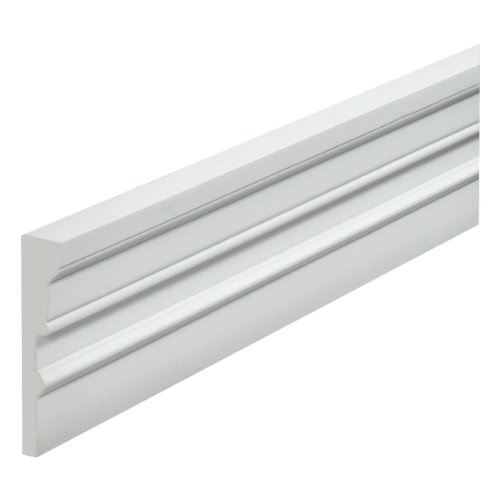 Fypon MLD221-16 7''W x 1 3/4''P, 16' Length, Door/Window Moulding by Fypon