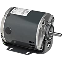 Marathon 4359 56Z Frame Open Drip Proof 5KH39QN5523 General Purpose Motor, 1/4 hp, 1800 rpm, 115 VAC, 1 Split Phase, 1 Speed, Sleeve Bearing, Resilient Base