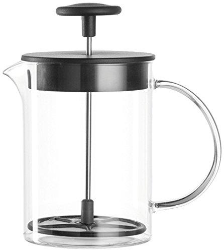 Leonardo 025508 pkdo Clear Glass Milk Frother