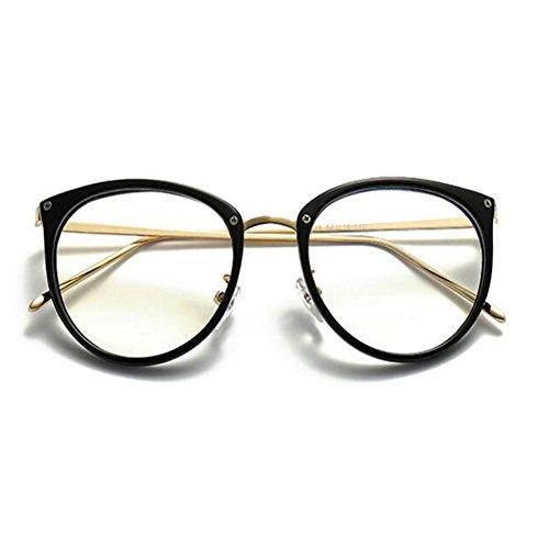 Lente de Negro Mujer fatiga Previniendo Xinvision Claro Gafas Hombre Anti los Computadora Moda luz Filtro Brillante azul Vintage ojos zSqpHSx4w