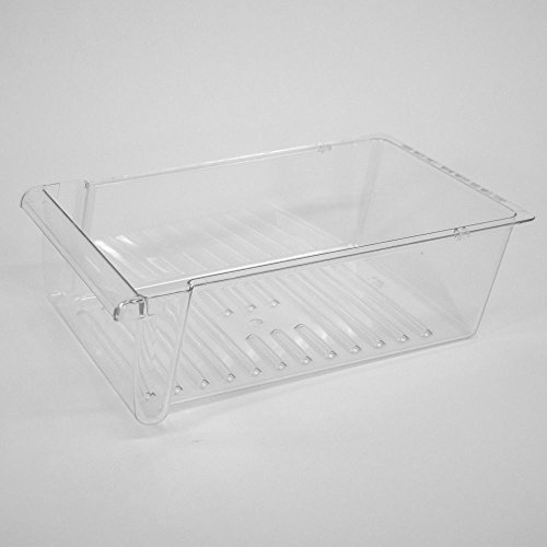Whirlpool W2261934 Refrigerator Deli Drawer Genuine Original Equipment Manufacturer (OEM) Part for Whirlpool, Kenmore, Amana, Maytag, IKEA, Inglis, Estate, Magic Chef by Kenmore