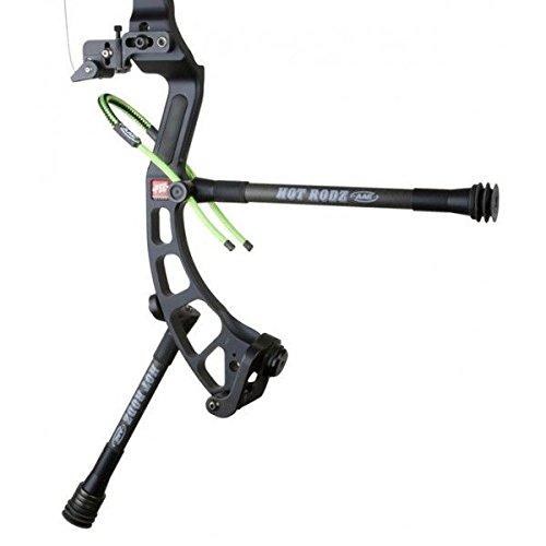 AAE Hot Rodz Western Hunter Stabilizer Black LH