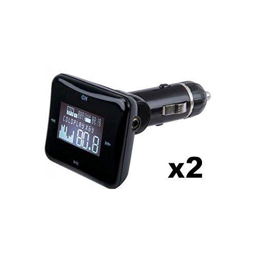 Scosche Industries freqIN FM Transmitter # FMTD8R 12V Adapter Connector, Black