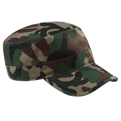 Beechfield Camouflage Army Cap Headwear product image