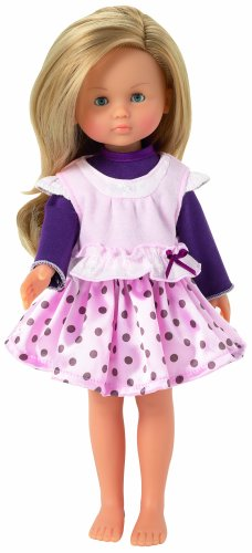 Corolle Les Cheries Polka Dot Skirt Set
