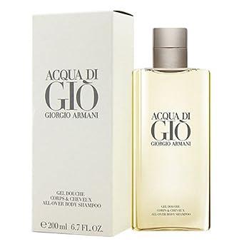 613c63c5033 Giorgio Armani Acqua Di Gio Homme Men Shower Gel 200 ml  Amazon.co.uk   Luxury Beauty