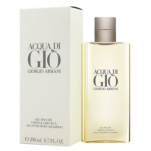 (Giorgio Armani Acqua Di Gio All Over Body Shampoo)