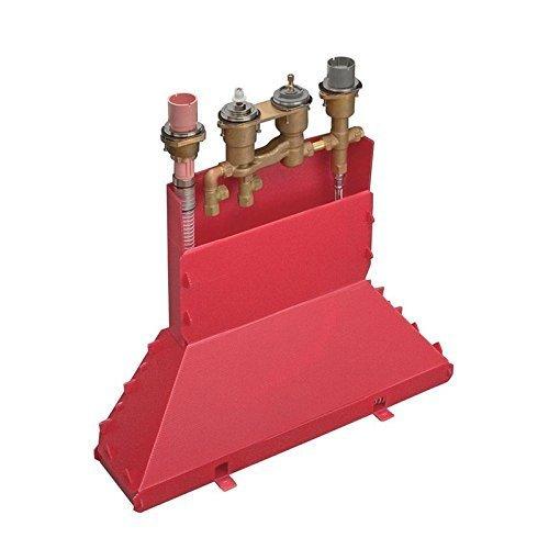 Roman Thermostatic Tub Set (AXOR Axor 15460181 Rough, Thermostatic 4 Hole Roman Tub Set by AXOR)