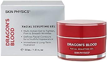 Crema Facial Anti Envejecimiento Para Mujeres. Resultados rápidos con Dragons Blood Facial Sculpting Gel. Efectivo relleno de arrugas. Reafirma cara y ...