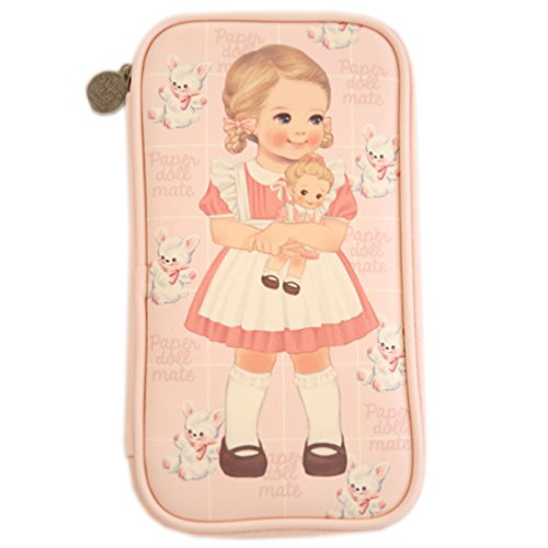 afrocat-paper-doll-mate-multi-pen-pouch-ver-3-women-beauty-pens-bag-juliepink