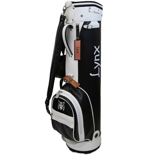 [リンクス] クラシックバッグ CLASSIC BAG キャディバッグ ブラック/ホワイト LXCB-1000 B077H23LXF