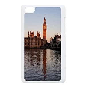 MENGYANX Phone case - Custom London Big Ben Proctive Case Protective Case FOR IPod Touch 4th CASE-4