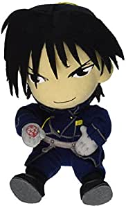 Great Eastern Entertainment Fullmetal Alchemist Roy (Sitting Pose) Plush