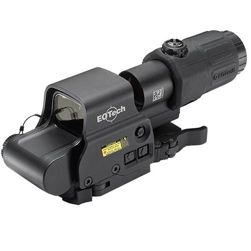 EOTECH EXPS3-4 HWS, G33 Magnifier and (STS)